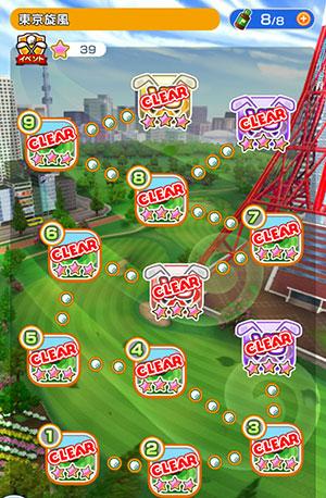 期間限定「東京旋風」のスターコンプリートのイメージ画像